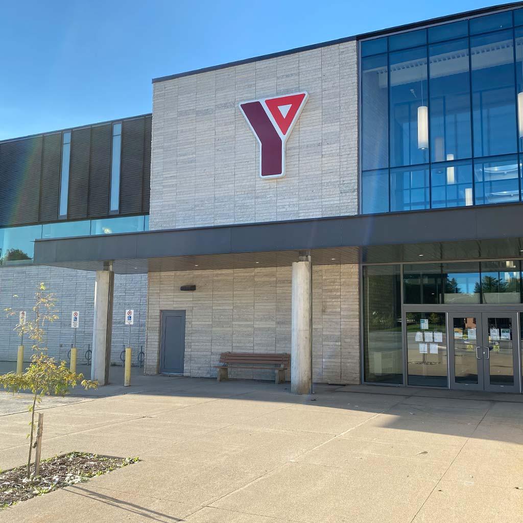 YMCA of Owen Sound Grey Bruce Health, Fitness & Aquatics facility exterior