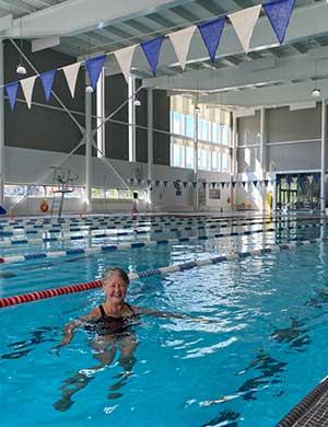 Glenda Kerr, YMCA Member