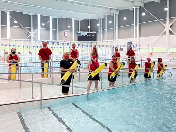 YMCA of Owen Sound Grey Bruce Aquatics Team