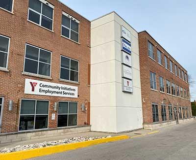 YMCA Community & Employment office in Owen Sound