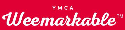 YMCA Weemarkable text