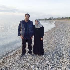Yahya and Nesrin Nassar