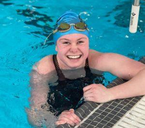 Meghan Calhoun, Team Canada Para Swimmer